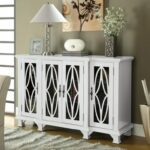 coaster accent cabinets large white cabinet with glass doors products color table chalk paint coffee mid century nesting tables cordless lamps mosaic top west elm elephant lamp 150x150
