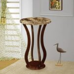 coaster accent stands round marble top plant stand dunk products color table bright furniture end tables dale tiffany stained glass lamp shade inch tall centerpiece ideas for home 150x150
