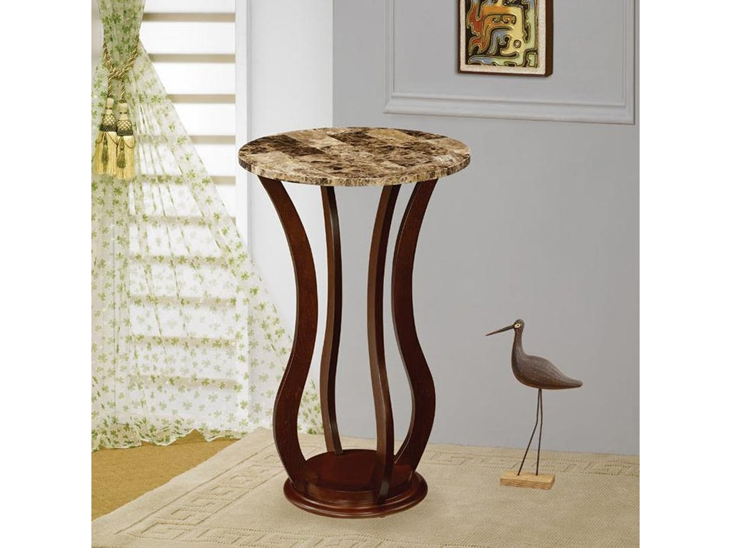 coaster accent stands round marble top plant stand value city products color threshold metal table with wood standsround outdoor bench seats bunnings pottery barn office desk