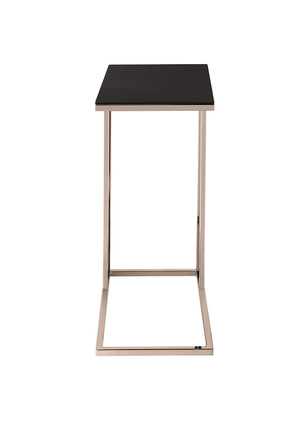 coaster accent tables black glass top snack table wall patio sofa cherry battery operated dining room light west elm side target plastic hairpin leg mid century desk vacuum ethan