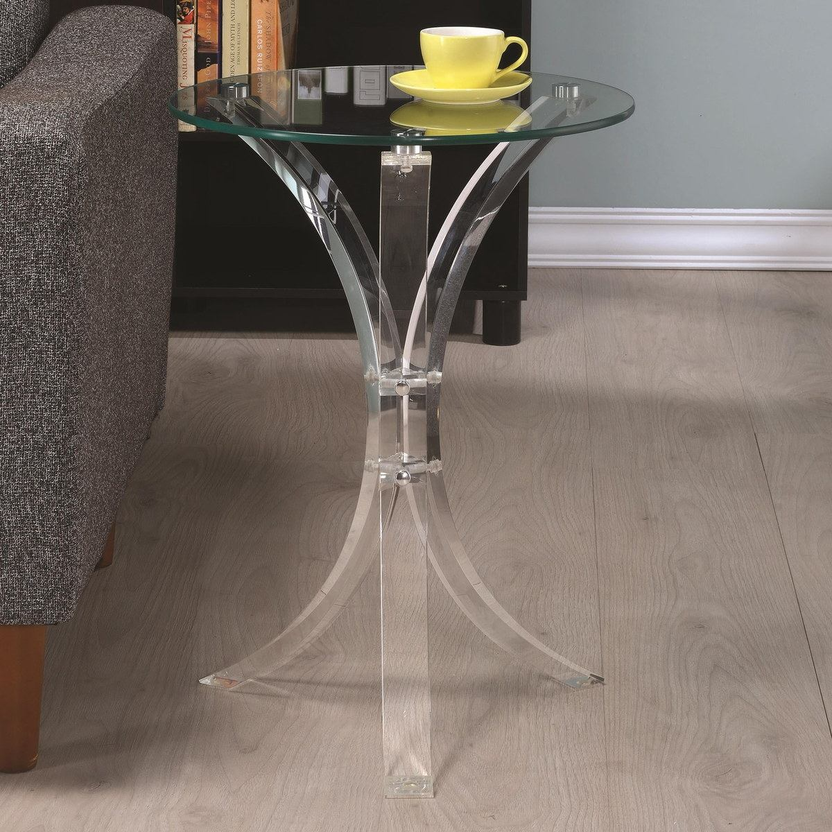 coaster accent tables collection contemporary table clear products color coas silver bedroom lamps black drum multi colored coffee large patio cover looking for with drawers