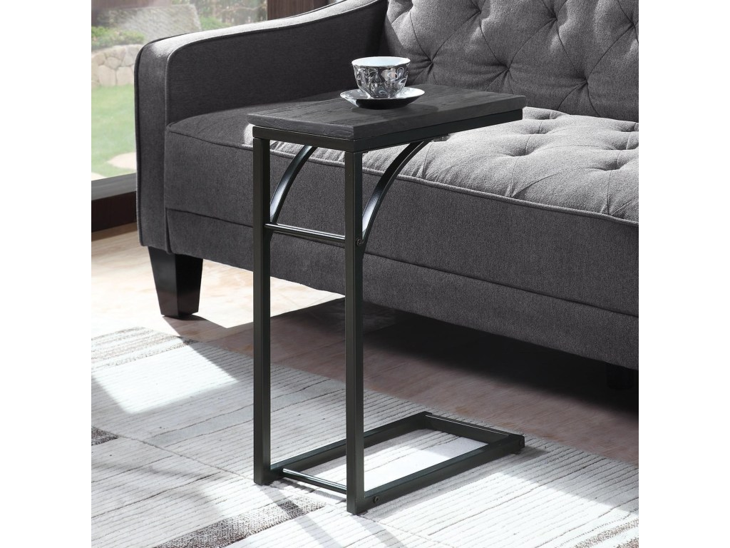 coaster accent tables industrial black table value city products color coas tablesaccent floor length mirror white ceramic end bassett coffee over the couch tall narrow console