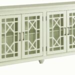 coaster antique white door accent cabinet collection table media gallery farm rustic lamps bar height patio glass bedside drawers touch end unfinished console small round wine 150x150