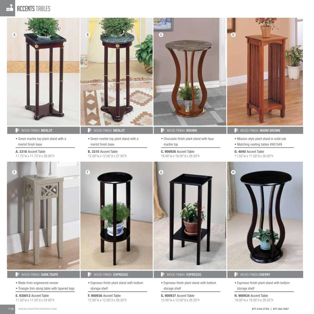 coaster plant stand cheny furniture chicago cat page accent table inch tall with wheels white cube coffee black bedroom end tables modern lamp target desk foyer storage red metal