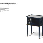 cobalt blue accent table scarborough house click here for printable dining clothes tray modern console retro bedroom chair patio end tables gold drawer pulls drum living room 150x150