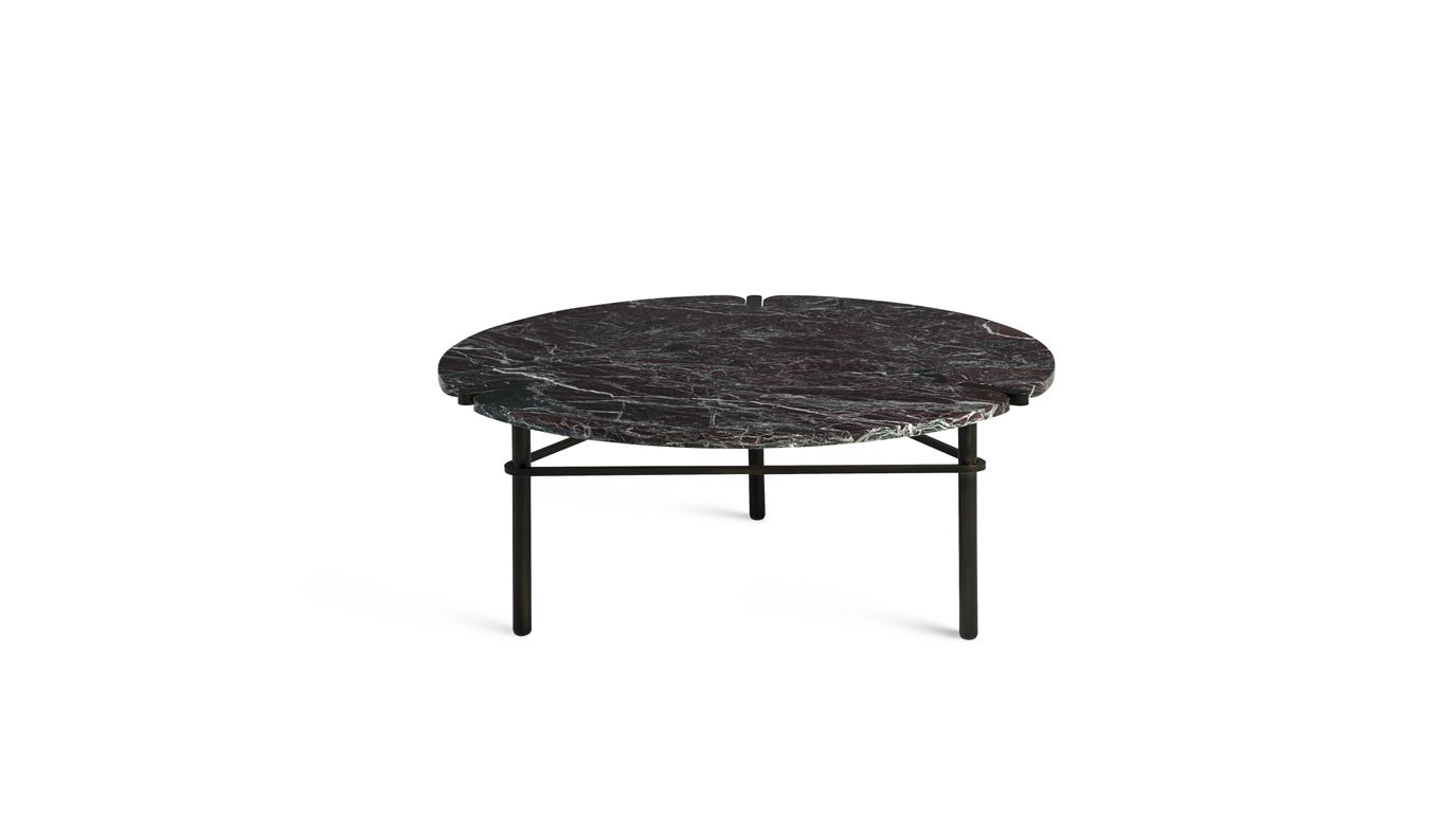 cocktail tables all roche bobois products paseo ronde low round accent table dining room top decor cool outdoor coffee bar height legs hardwood tile brushed nickel floor lamp