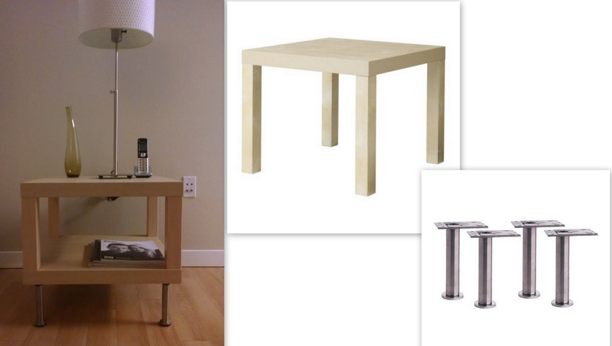 coffee side tables archives ikea hackers lack table hack featured small accent with capita legs vintage wine rack narrow oval mirrored entry square home goods dining sets