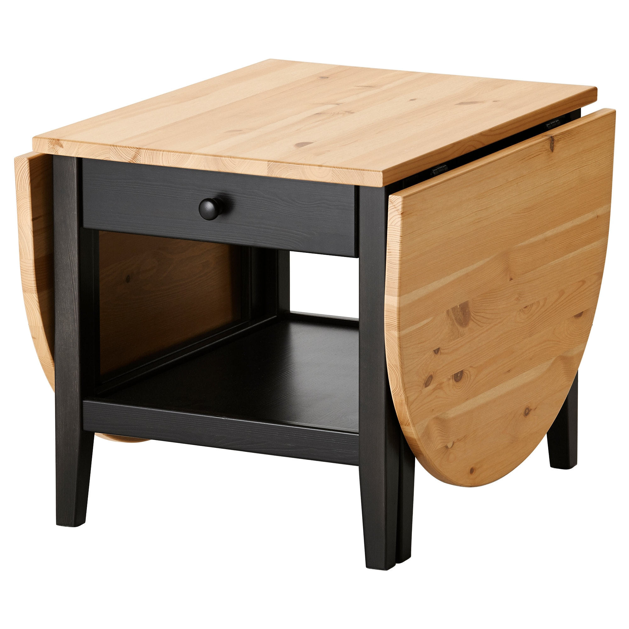 coffee side tables ikea dublin arkelstorp table black corner accent solid wood durable natural material rustic metal attaching legs outdoor lounge furniture clearance west elm