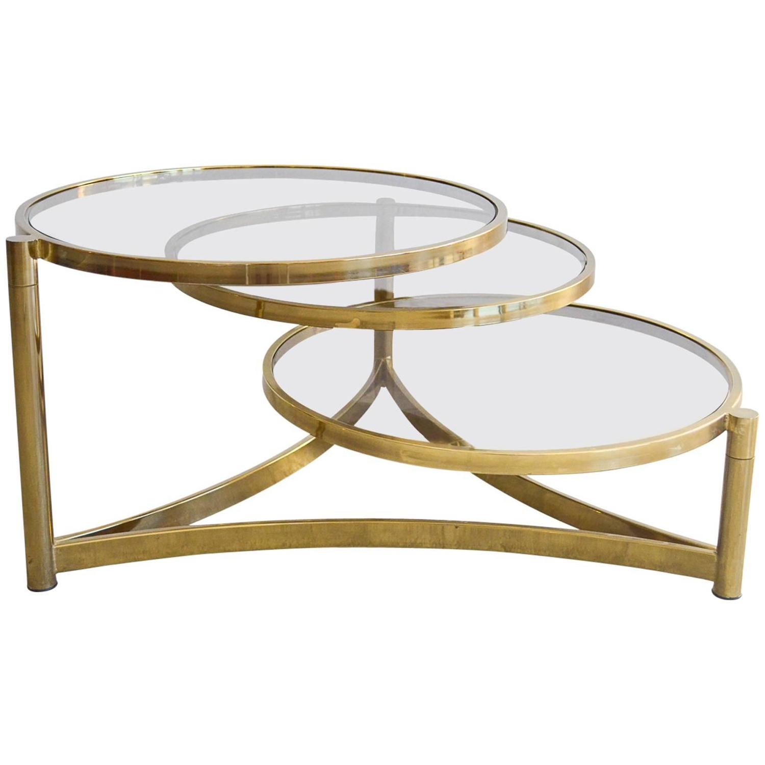 coffee table acrylic and brass glass top accent tables round wood side white marble cool end full size natural edge danish dining tree trunk nightstand waterproof tablecloth diy