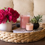 coffee table styling decor ideas michelle got married accents home fruit drinks recipes sitting chairs for living room accent chair and set dining large rectangular wall clock 150x150