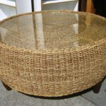 coffee table wicker accent end tables lucite pine small round rattan acrylic basket full size lift top rustic wood dining portable barbecue ikea metal shelves colorful runner 150x150