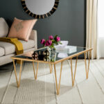 coffee tables furniture safavieh room gold mirrored accent table share this product verizon tablet counter height kitchen with storage contemporary dining chairs ikea boxes round 150x150