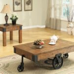 coffee tables rustic occasional table set products coaster color accent coas with wheels farmhouse legs reclaimed furniture acrylic bedside side light adjustable beds wood and 150x150