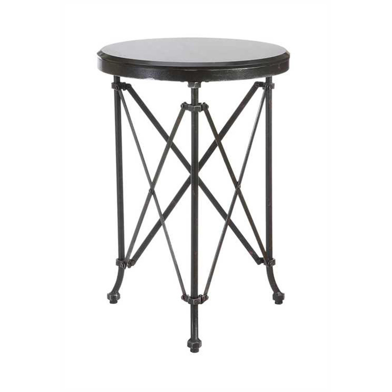 coffee tables side shades light industrial accordion leg table metal folding accent dale tiffany hand painted lamps target entry glass pedestal and wooden bedside baroque small