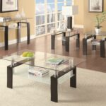 coffee tables stylish and contemporary occasional table set black glass end marble top bistro side metal hairpin furniture legs rustic designs breakfast ideas white bookcase real 150x150