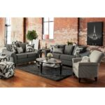 colette sofa loveseat and accent chair set gray with table hampton bay wicker mosaic top coffee outdoor dining clearance safavieh gold small storage box windham cabinet inch 150x150