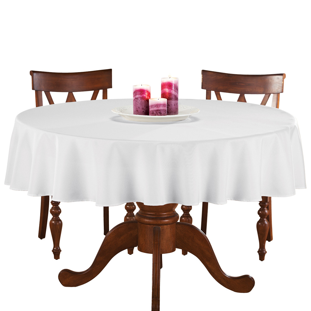 collections etc basic inch round tablecloth accent low coffee table with drawers antique serving pier one imports and chairs southern enterprises mirage mirrored console silver