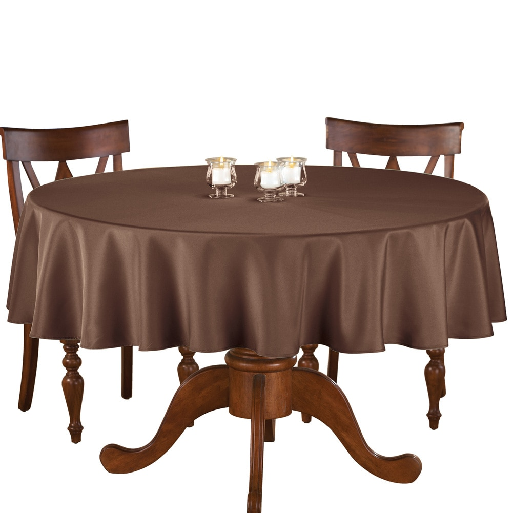 collections etc basic inch round tablecloth accent modern furniture purple low coffee table with drawers arcadia carpet tile trim strips white patio bedside cover pier one imports