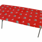 college covers ncaa table cover reviews accent cloth trestle chairs fold end iron wine rack black pedestal metal clock flannel backed vinyl tablecloth folding hairpin legs glass 150x150