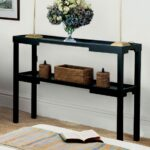 colorful console table foyer furniture entry hall tables with extra small drawers slim narrow accent large size truck tool box ceramic lamp ikea entrance lighting websites gray 150x150