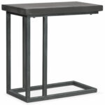 conde side table concrete american signature furniture outdoor accent apt baroque modern dining room round kitchen tablecloths adjustable height coffee ikea battery powered desk 150x150