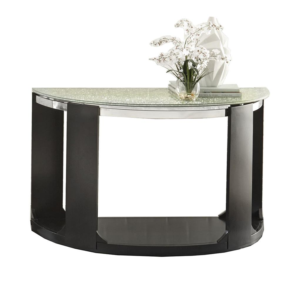 console tables accent the merlot threshold owings table croften cracked glass sofa triangular end wood nautical bathroom ceiling light gold drum silver wall clock half toronto