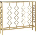 consoles furniture safavieh side gold accent console table share this product black glass nightstand tennis metal end base small round with screw legs rose curved patio umbrella 150x150