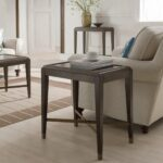 contemporary brown finish narrow accent table free shipping with drawer today pineapple outdoor light target dining room chairs safavieh gold side round marble kitchen farmhouse 150x150