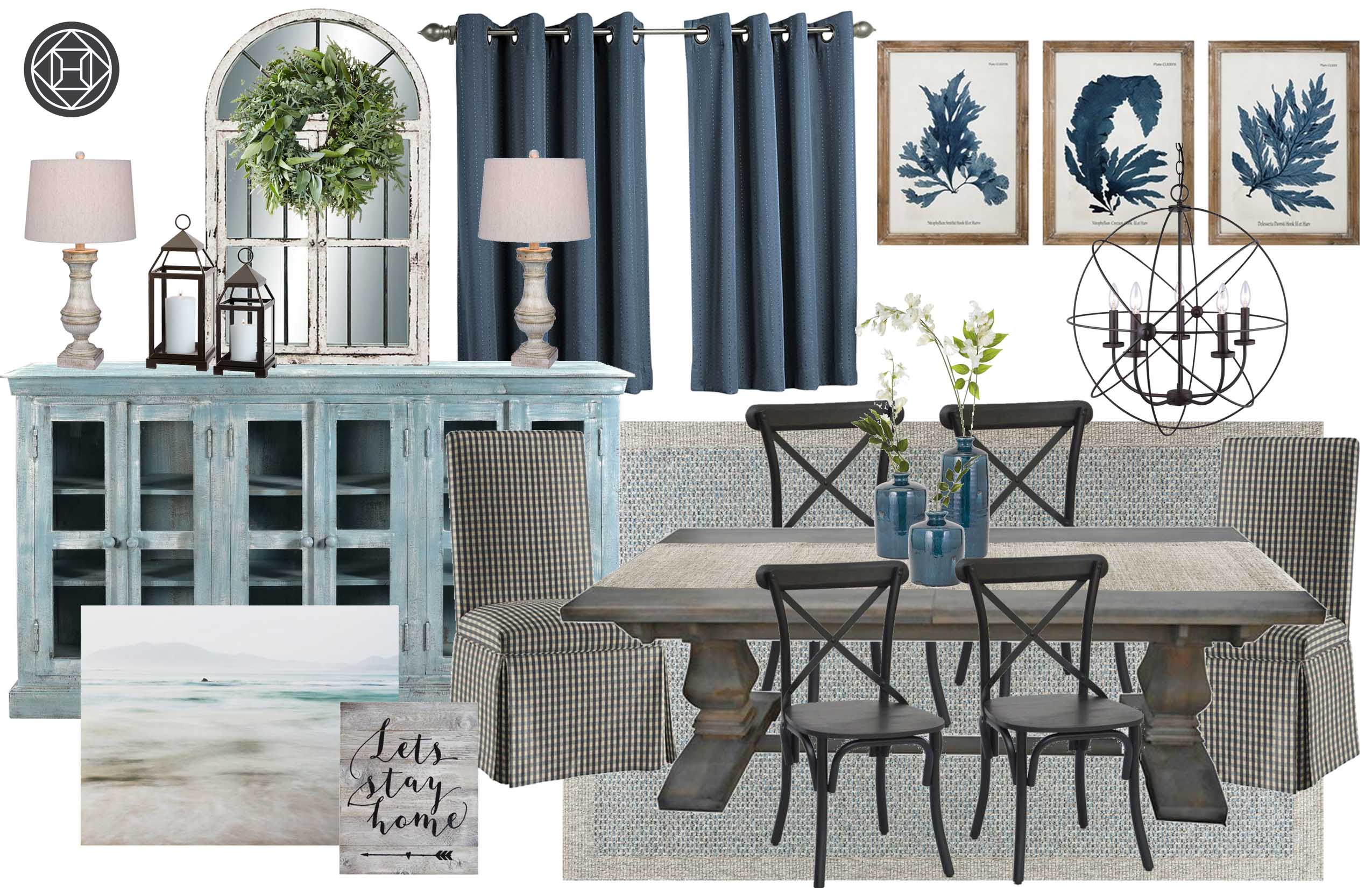 contemporary modern rustic living room design havenly interior cassie round accent table with glass view profile fall vinyl tablecloths blue white lamps chinese mosaic patio side