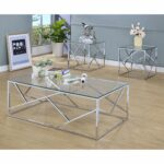 contemporary table mer avenue hawthorne high top target accent metal chrome blue tables usb mercury rita green lorelei small sets isaac ledger living cylinder round room glass 150x150