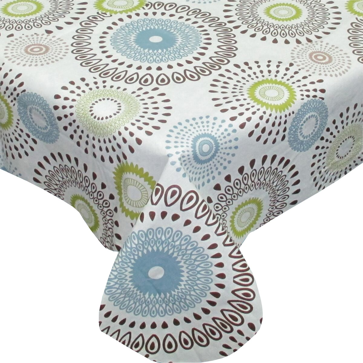 contemporary whimsical print flannel back vinyl tablecloth round accent free shipping orders over table topper patterns sewing ikea living room furniture carpet tile trim strips