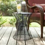 contour metal accent table black froy trunk coffee target dressers pier one furniture coupons tall chairs queen size asian style wall console round pedestal wood outdoor dining 150x150