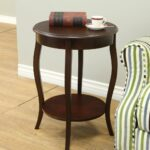 cool home round accent table small ideas wood covers side faux pedestal decorating threshold tablecloth for cover white unfinished wooden full size corner chair two bulb lamp 150x150