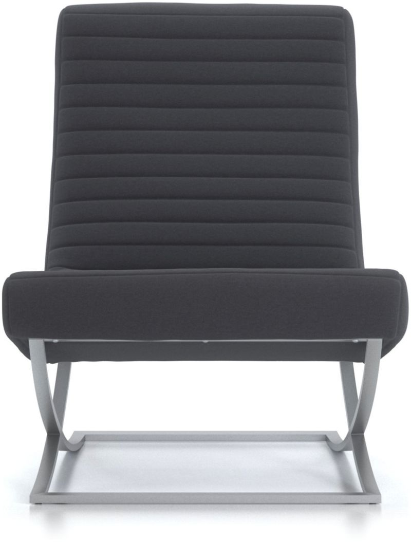 cooper armless channel chair reviews crate and barrel item teton accent table coffee top small light wood side pottery barn counter height tray outdoor furniture seat covers