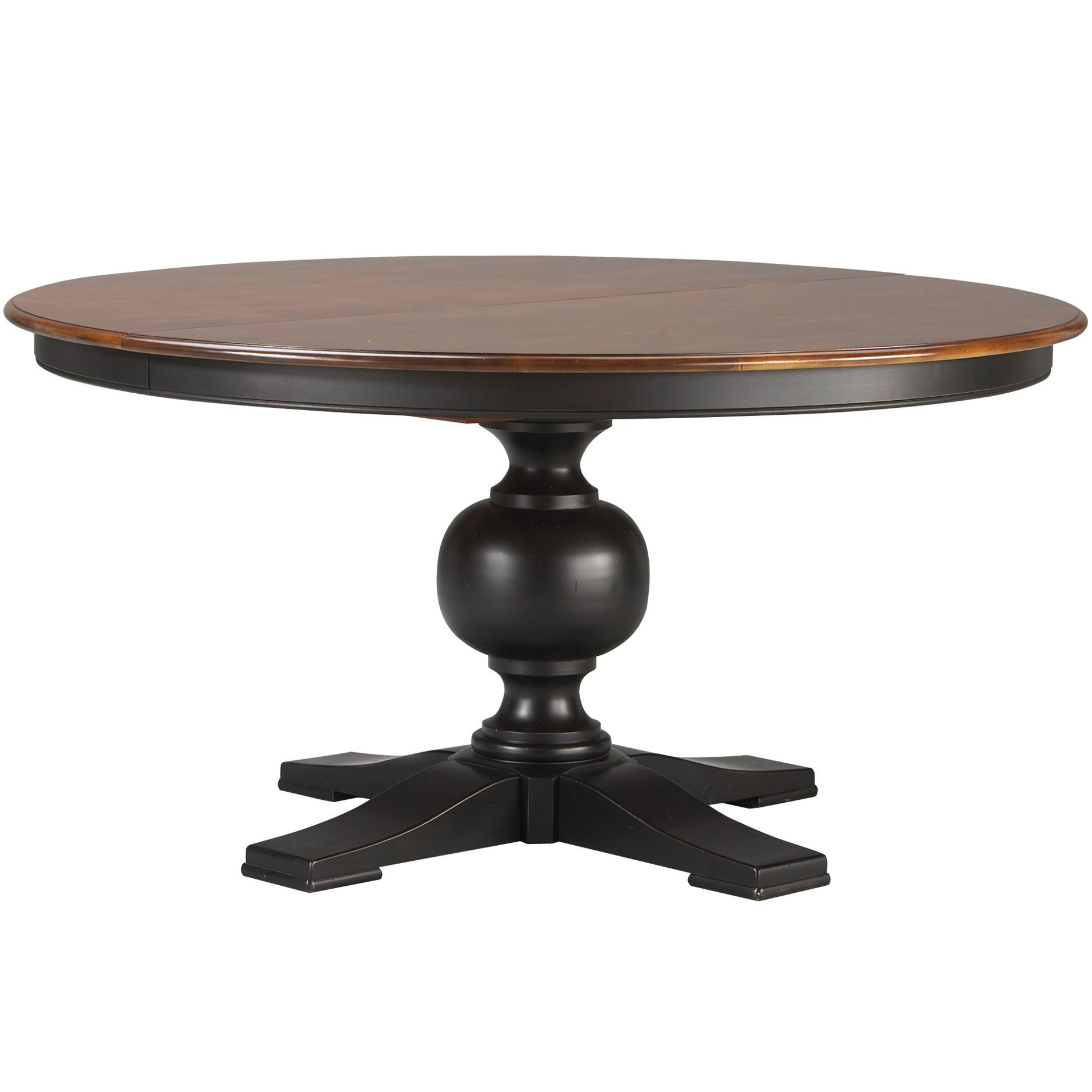 cooper round dining table ethan allen like the two tone pineapple accent with leaf glass nest tables windham one door cabinet threshold west elm cocktail barn sizes ginger jar