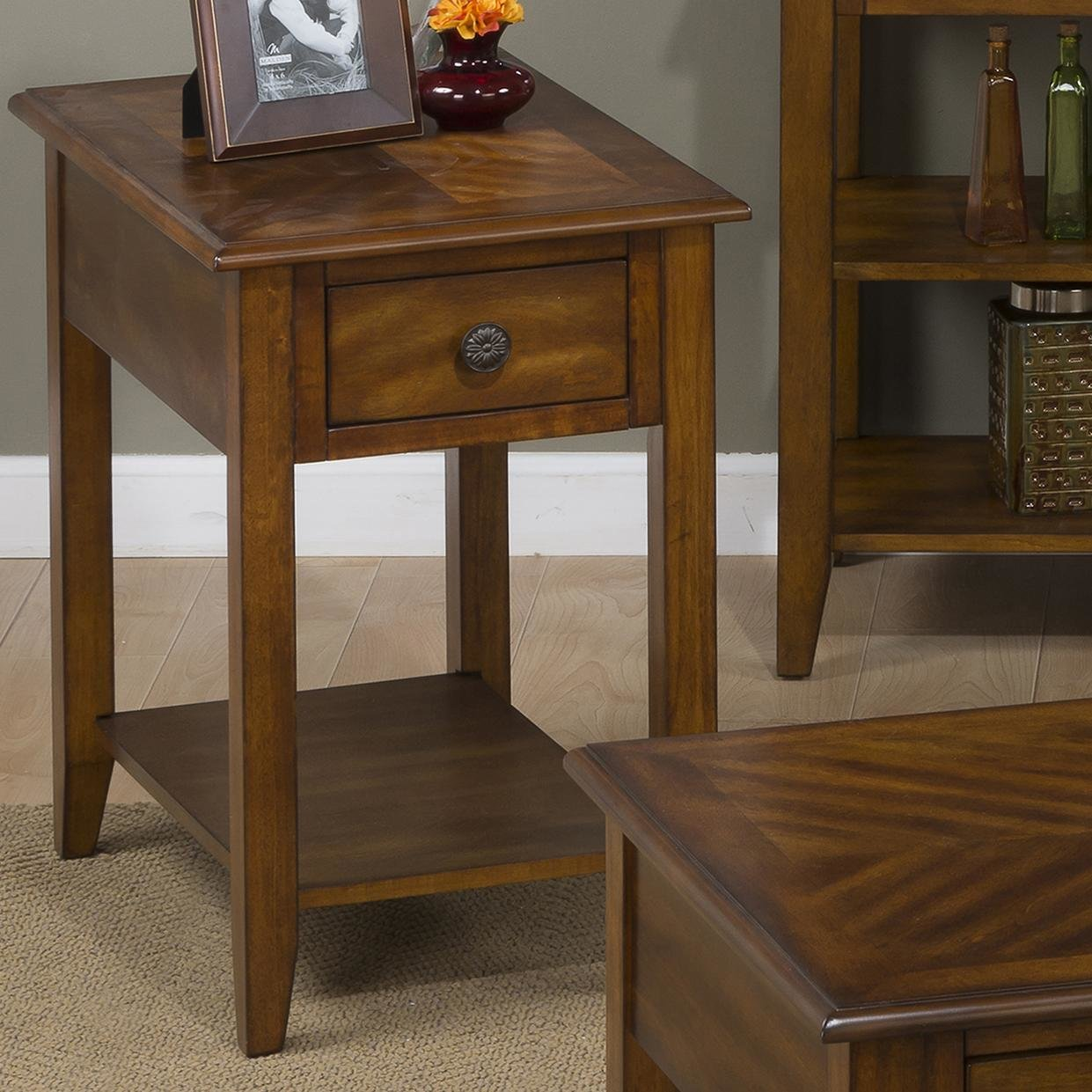 copper accent table hadley end with storage drawer quickview small cabinet legs home goods dressers reclaimed wood bar west elm dresser tablecloth patio ice bucket crochet runner