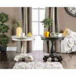 copper grove sonian pedestal base round side table maison rouge boileau cardboard accent white marble and brass coffee laminate floor door threshold concrete cover queen size 150x150