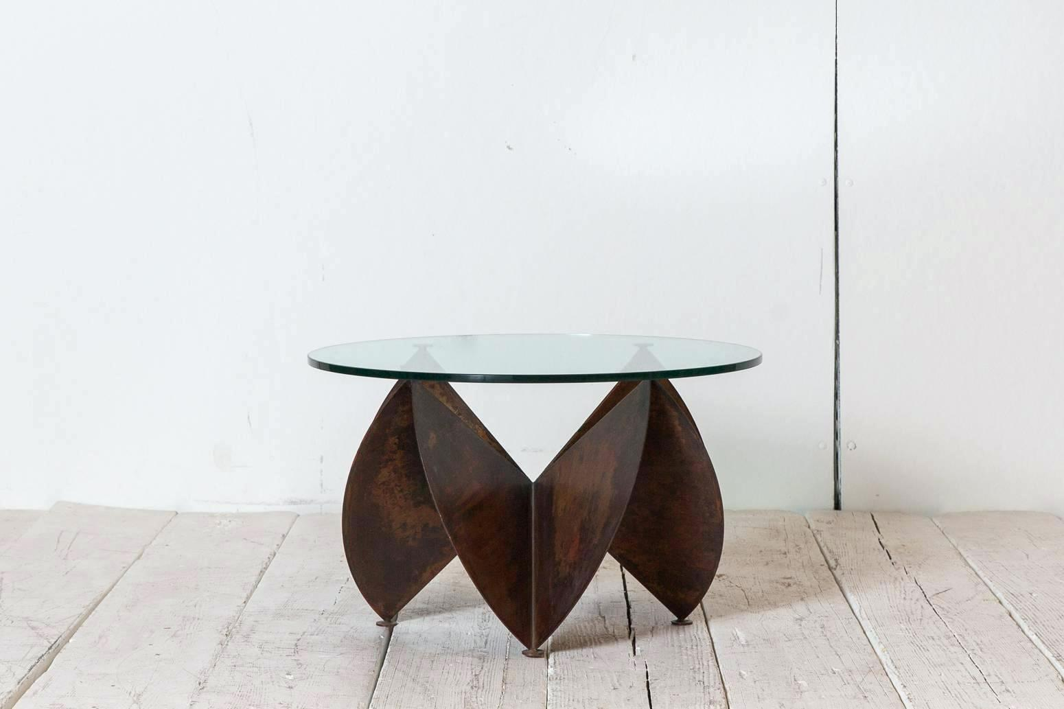 copper side tables for living room table asda argos french metallic sainsburys ikea sculptural with round glass top kitchen pretty master rou drum accent full size feet marble