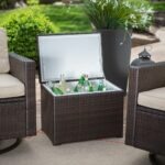coral coast berea outdoor wicker cooler outta sight side table mirrored with drawer threshold furniture designer floor lamps retro lounge patio beer diy living room mat design 150x150