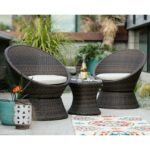 coral coast laynee all weather wicker piece patio swivel chairs outdoor side table and homesense armchair brass glass end ott storage box ikea round oak coffee cherry small weber 150x150