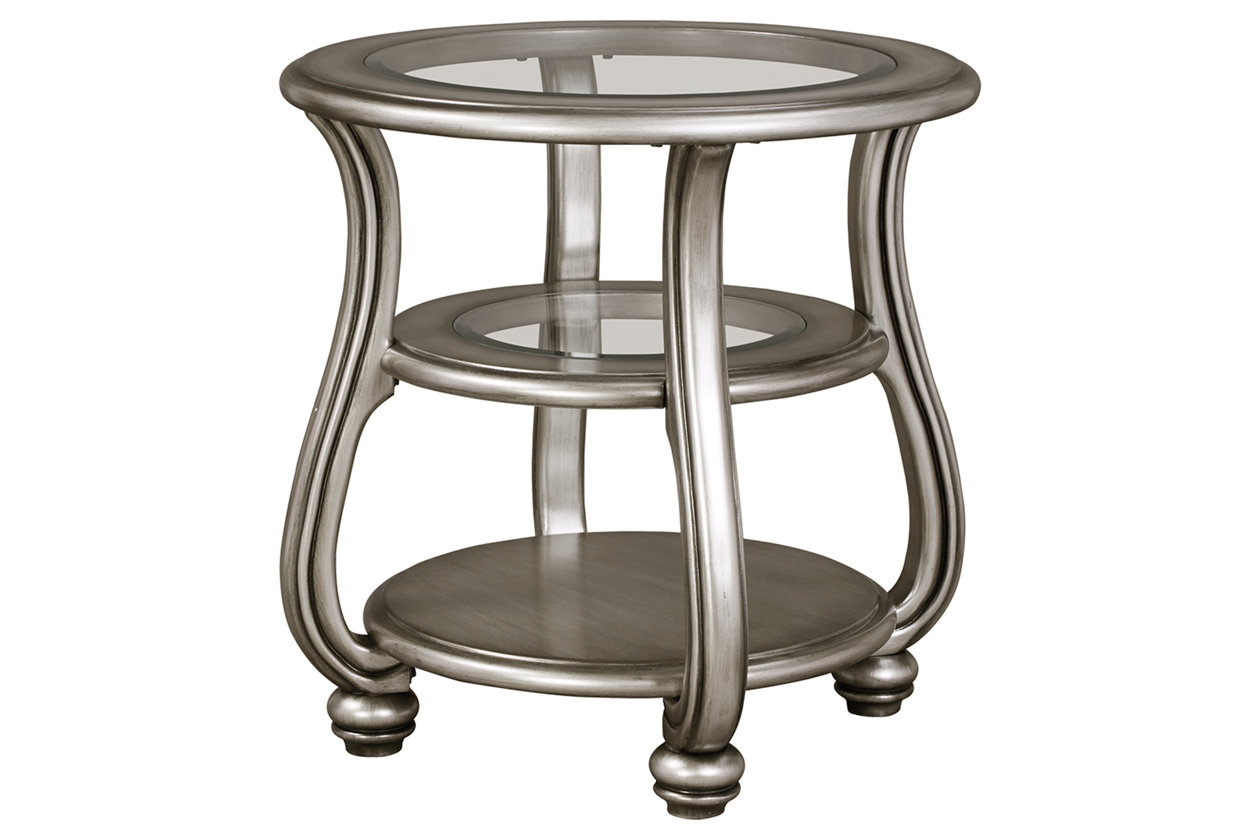 coralayne end table ashley furniture home clearance accent tables silver chest wine holder astoria pedestal glass coffee metal frame dining with chairs pier one rugs black side