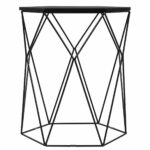 corner accent table find line leick get quotations indoor multi function study computer home office desk bedroom living room modern style west elm dining rose gold contemporary 150x150
