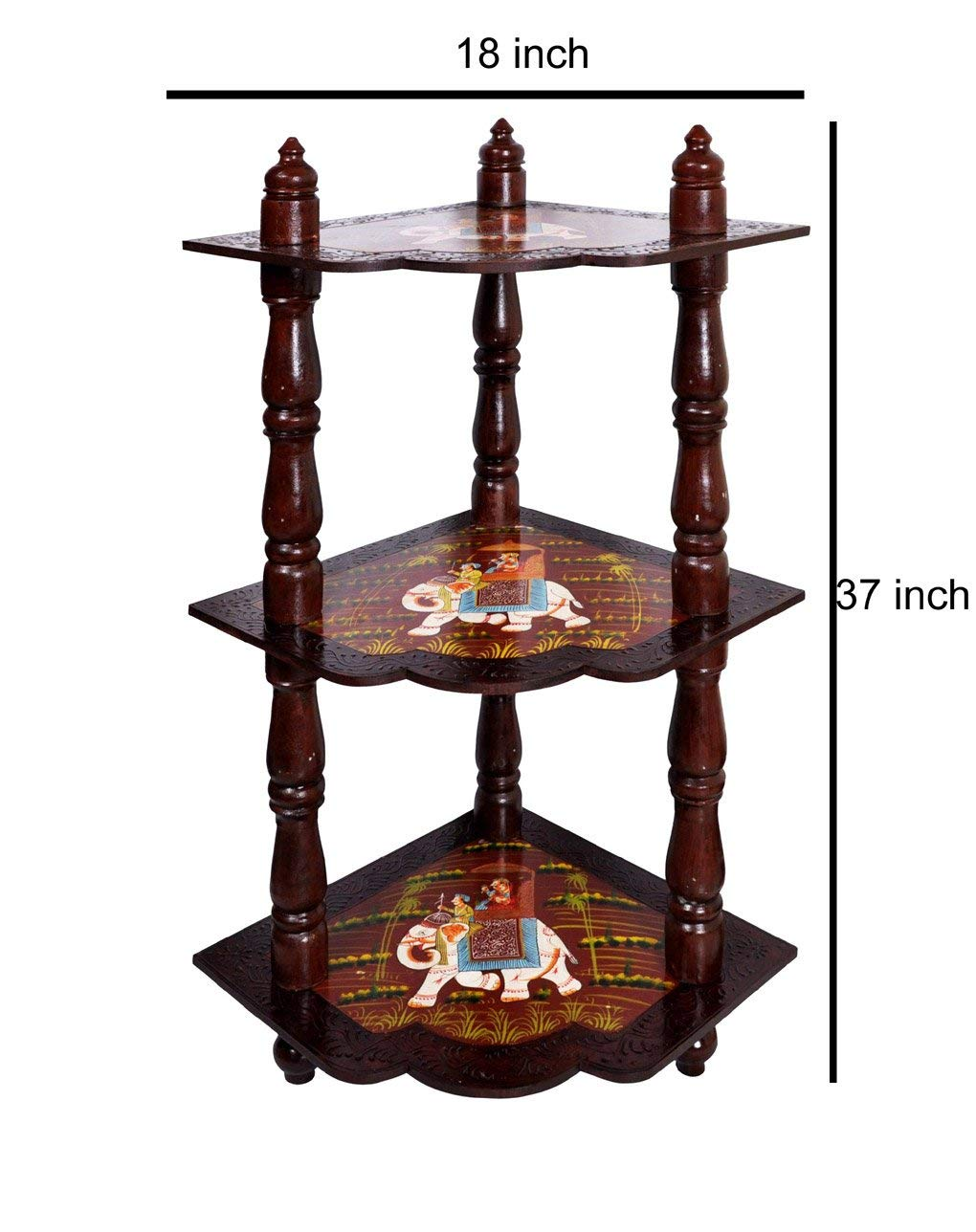 corner accent table find line leick get quotations tier wooden tables for small spaces narrow entry with drawers patio furniture ottawa target changing mini lamps asian inspired
