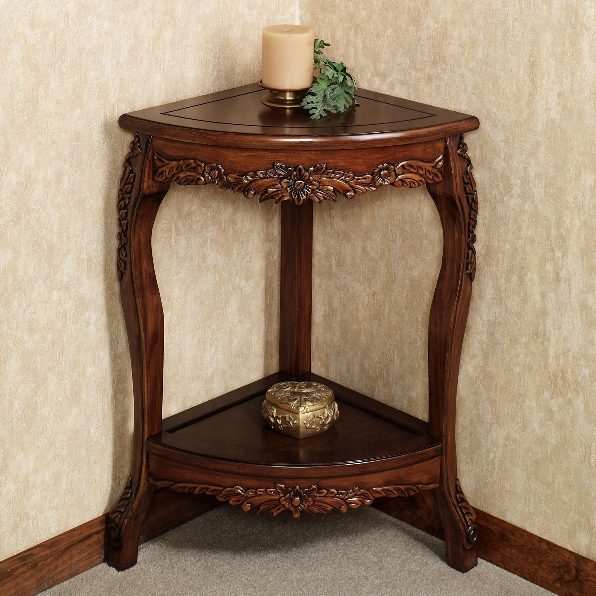 corner accent table white various options for tables drawers furniture with black side storage target copper marble dining room burgundy runner tama drum stool kohls wall clocks