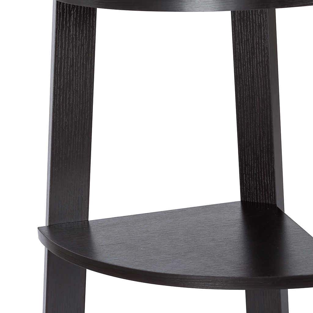 corner etagere cappaccino accent table cappuccino sawatzky mnr black round coffee and end tables inch tablecloth bunnings outdoor lounge indoor bistro mosaic garden chairs acrylic