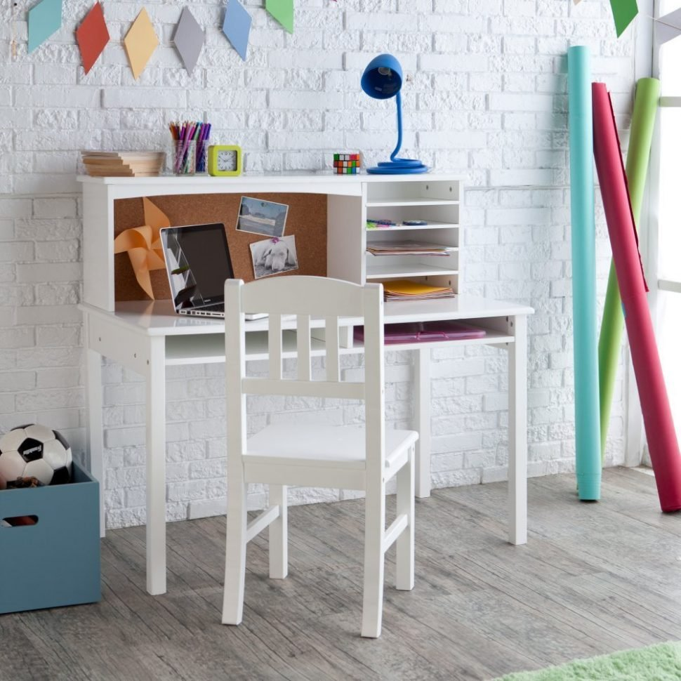 corner table large size bedroomschild writing desk small childrens children study with storage furniture cool kids drawers and chair girls boys ikea end for living room triangle