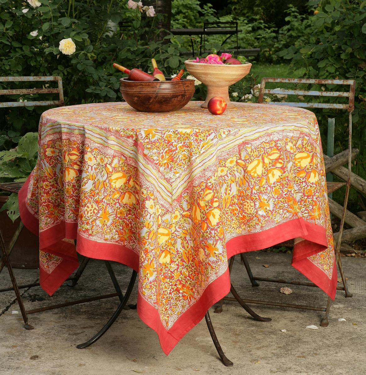 couleur nature tablecloths table runners placemats napkins blakeandstephens unltd artistic accents tablecloth ikea glass top home items for lamp green console marble office