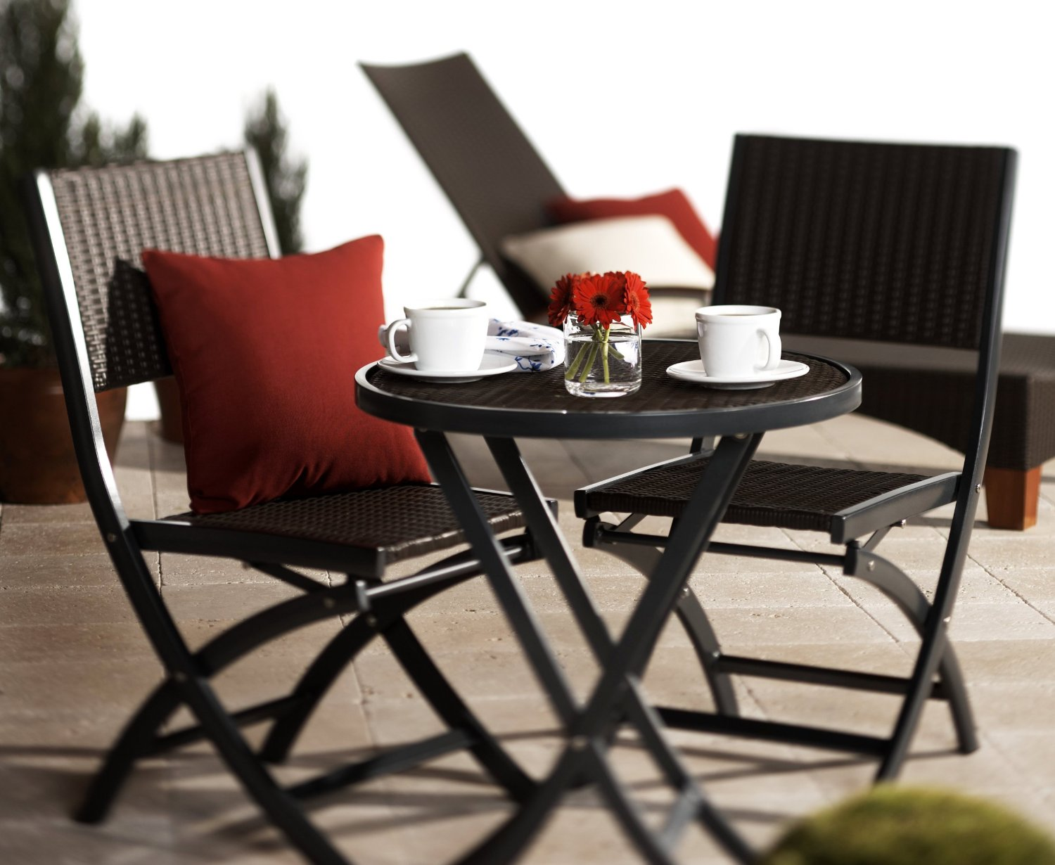 cover tables furniture chairs wicker set round outdoor patio table good looking clearance dining small sets rectangular for aluminum woven accent full size console with baskets