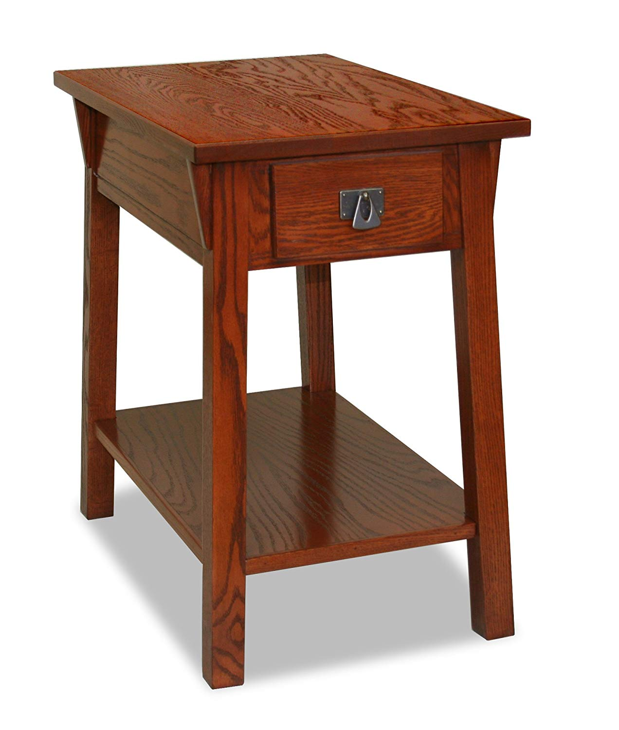 craftsman mission end table amish direct furniture reclaimed wood leick chair side perfect for corner accent outdoor bench seats bunnings hampton bay posada adjustable height