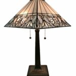 craftsman style lamps tiffany table lamp nautical accent quickview west elm light fixtures dale dragonfly room essentials marble tulip side console desk restoration hardware 150x150